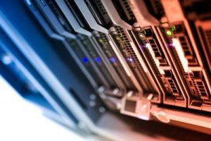 Servers and Data Storage