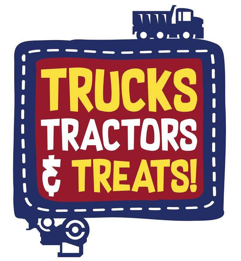 Trucks Tractors & Treats logo on HRCT charity page