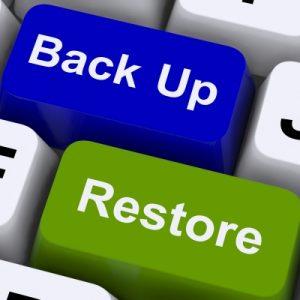 data backup data recovery