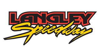 Langley Speedway logo