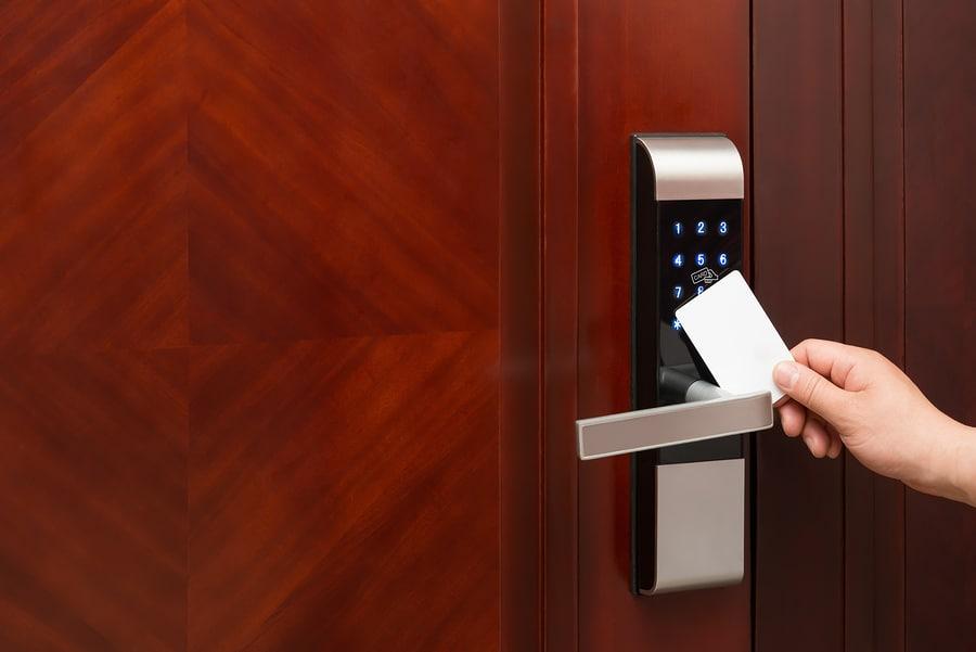 5 Benefits of Security Door Access