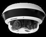 HRCT Hikvision 4 Lens CMOS Sensors Security Surveillance Cameras